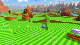 Fan Group Creates Open-World Sonic Video Game