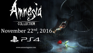 Amnesia: Collection Coming to PS4 Next Month
