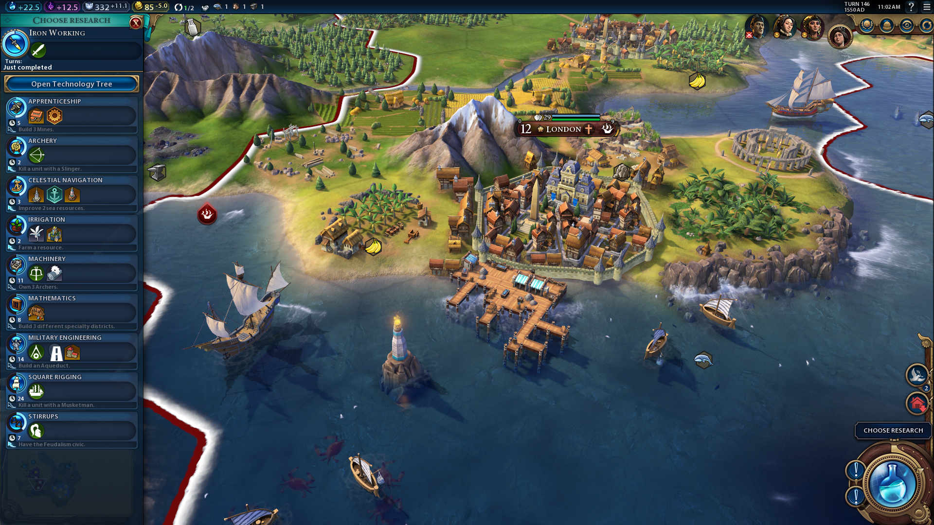 Civilization 6 Reveal The Map With This Debug Console Cheat Gameranx