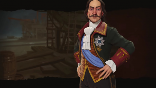 Meet the Civilization VI Leader of Russia