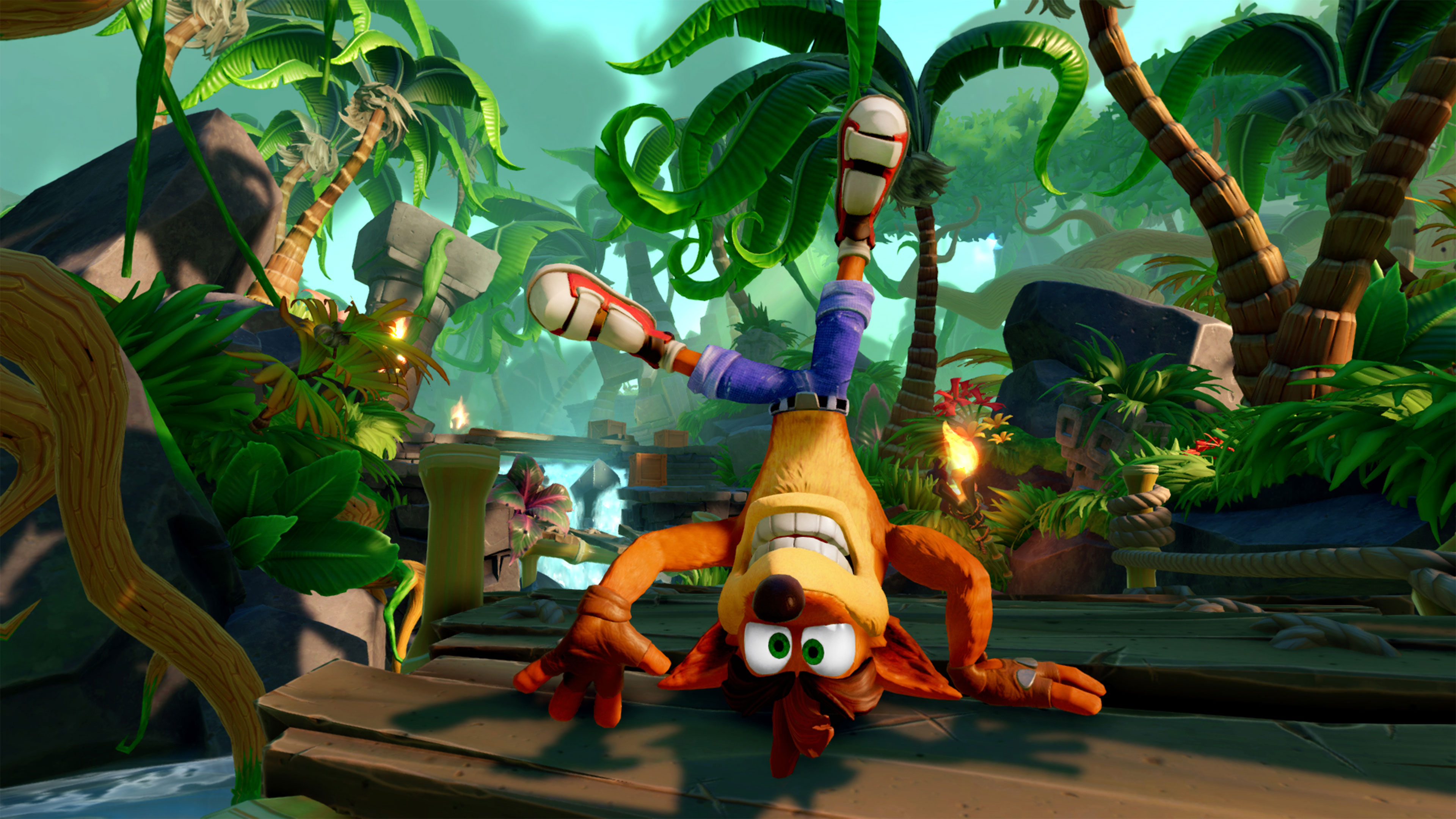 Crash Bandicoot Remastered Wallpapers In Ultra Hd 4k Gameranx