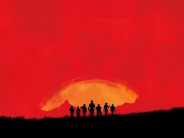 Red Dead Redemption 2's First Official Trailer is Live