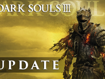 Dark Souls Update 1.08 Headed Out Soon