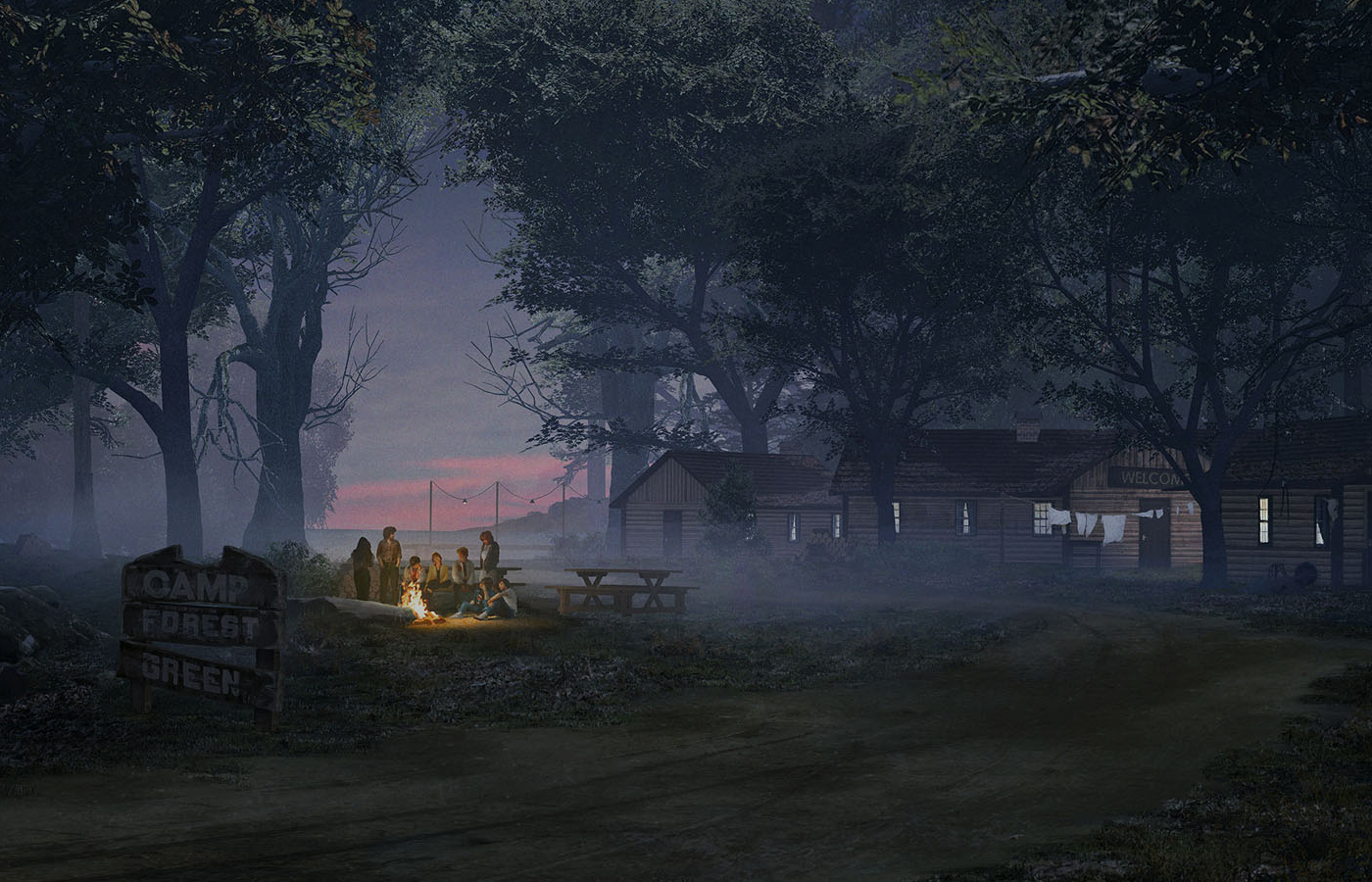 Friday The 13th The Game Wallpaper: Friday The 13th: The Game Narrative Campaign Coming With
