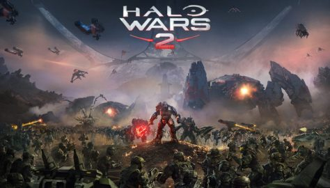 Halo Wars 2 Horizontal Key Art