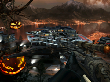 Hitman: Sniper Receives A Halloween-Themed Update