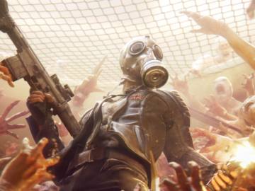 See Killing Floor 2 in Action on PS4 Pro