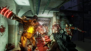 Killing Floor 2 Update Adds New Map, New Weapon, New Zed and More
