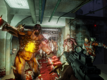 Killing Floor 2 To Run At 4K On The Xbox One X