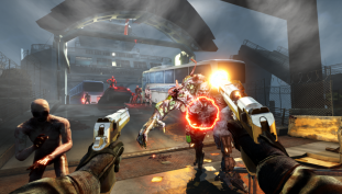 Killing Floor 2 Halloween Update Adds New Map & Weapons