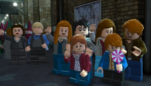 Now Available: LEGO Harry Potter Collection