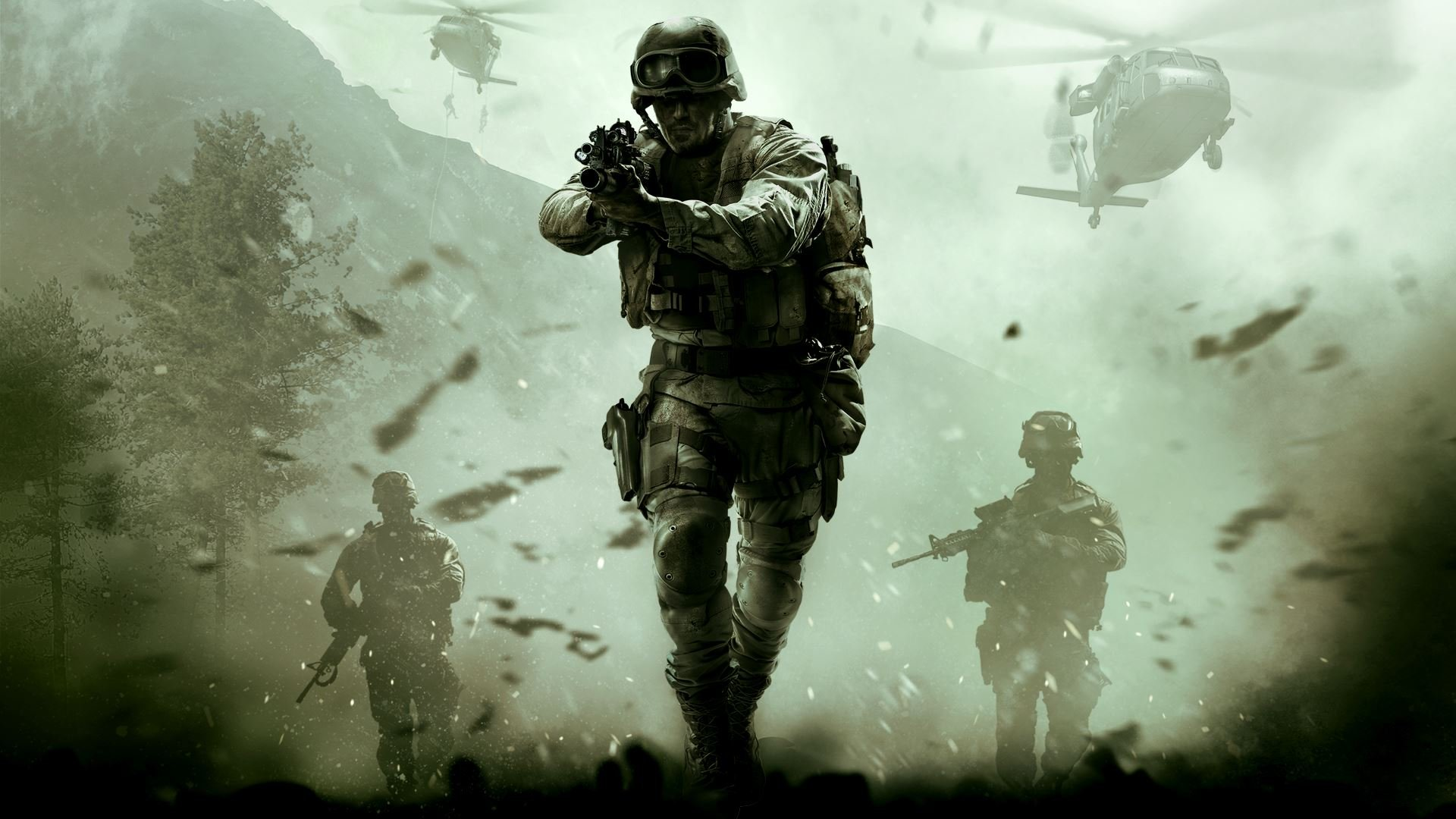 Image result for Modern Warfare 4 Remastered