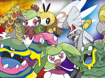More Pokemon, More Characters Revealed for Pokemon Sun and Moon