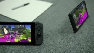 Rumor: Details Emerge For Nintendo Switch Display