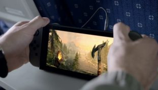 Gamer Shows Off Example Nintendo Switch Mini's