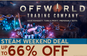 Offworld Trading Company is on Sale for 66% Off