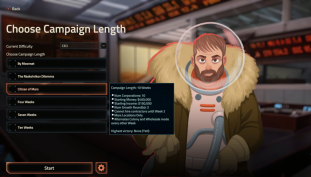 Offworld Trading Company The Patron and the Patriot DLC Coming Soon