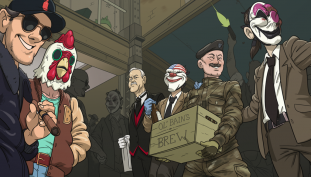 Payday 2 Serving Up Ten Days of New Content