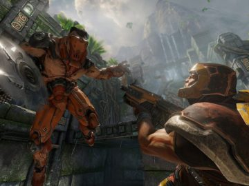 Quake Champions Will Get Bots Added In