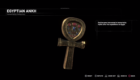 The Ankh of Isis is a key item in the Obelisk of Khamoon level in Tomb Raider 1.