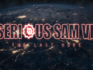 Serious Sam VR: The Last Hope Now On Early Access