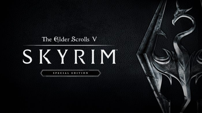 Skyrim Special Edition is free on Steam this weekend