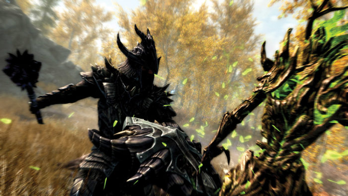 Skyrim Mods On Nintendo Switch Isn't Currently In The Pipeline
