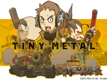 One Week Left in the Tiny Metal Kickstarter Campaign!