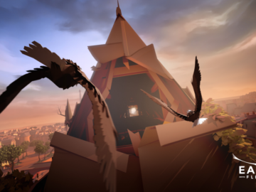 Fly Around Paris as An Eagle in Ubisoft's Eagle Flight VR