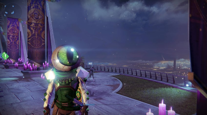 Destiny's Halloween Event is Now Active, Adds Spooky New Changes