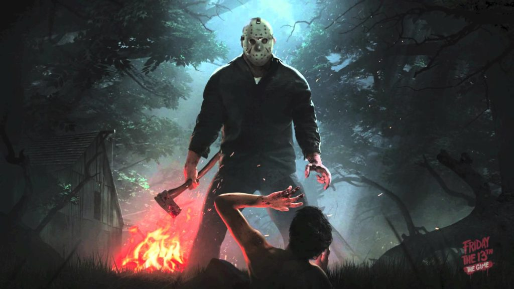 friday the 13th the game getting jason voorhees skin straight from