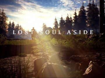 Sony Reach Agreement to Make Final Fantasy XV Inspired Title, Lost Soul Aside, A Timed PS4-Exclusive