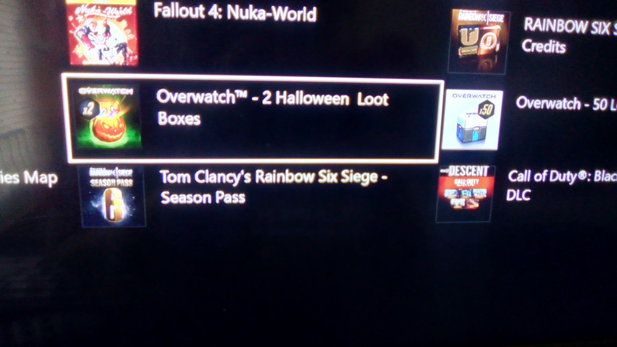 Overwatch Halloween Loot Boxes Pictures Leaked