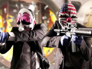 Payday 2 Crimewave Edition Vandalizes Your Pocket for Brilliant Content