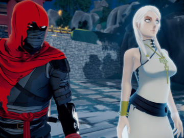 Aragami Impressions: Keep To The Shadows