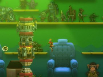 Toy Odyssey: The Lost and The Found Is Out Now on Xbox One and PC
