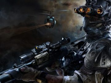 Top Upcoming First-Person Shooters For 2017