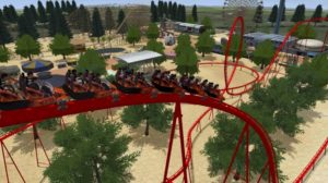 Rollercoaster Dreams: Keep your hands and feet tucked in for a new VR experience