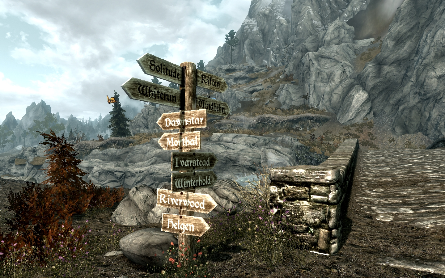 Skyrim Ps Best Way To Build Your House