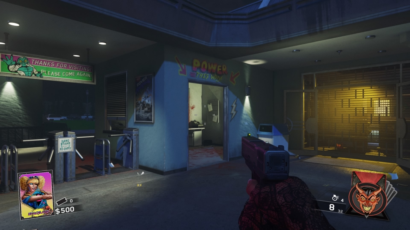 Infinite Warfare Zombies In Spaceland Heres How To Turn On The Game Ps4 Call Of Duty 20161108100948