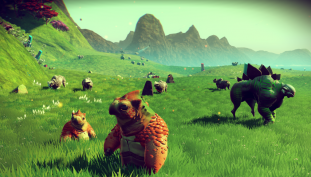Mammoth 'Foundation Update' Revealed for No Man's Sky
