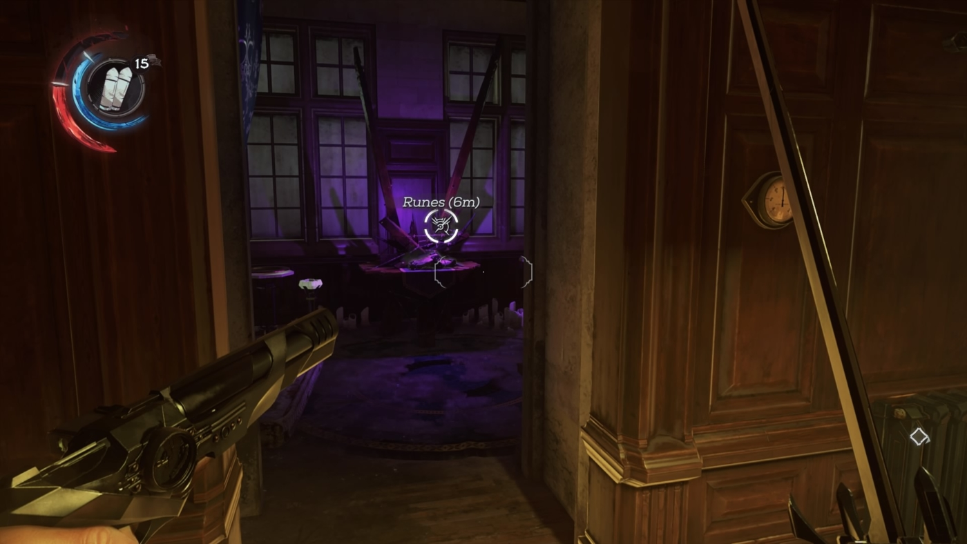 Dishonored  Death To The Empress Locked Room