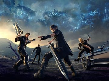 Square Enix Wants to Know How You Are Finding FFXV
