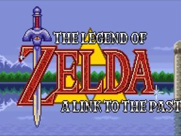 The Legend of Zelda: A Link to the Past turns 25