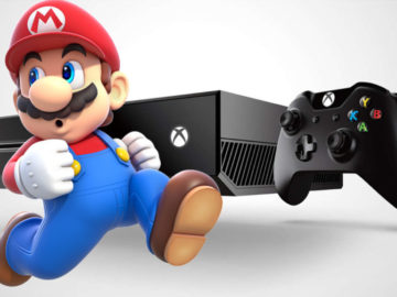 Nintendo's Iconic Frontman Mario may be Heading to Xbox