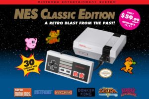 NES Classic Edition May Be Discontinued