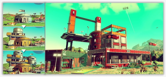 No Man's Sky NEXT: Build Your Base (Almost) To Space With This Fun Glitch