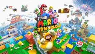 Super Mario 3D World Switch Release Listing Discovered