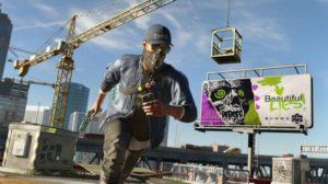 Over and Over again for Watch Dogs 2