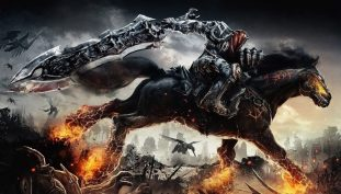 Darksiders Warmastered Editions' Epic launch trailer